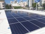 Instalação comercial 30 kWp